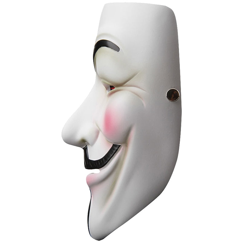 SPECIAL OFFER - Halloween Mask Hacker Anonymous - AWESOME PRICE!