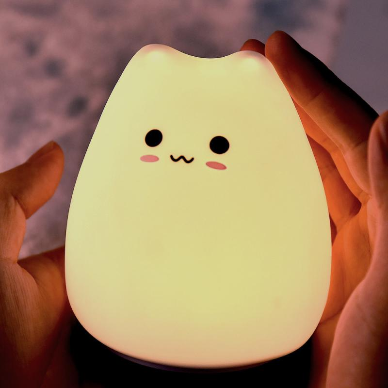 Chonky Cat Lamp - 50% OFF