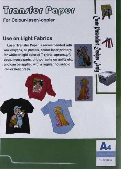 AMAZING!!! - Easy Make Heat Transfer Paper - 50% OFF ONLY TODAY