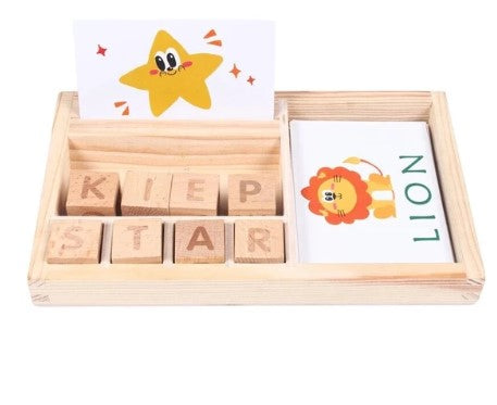 50% OFF ONLY TODAY!!! 3-in-1 Spell Learning Toys