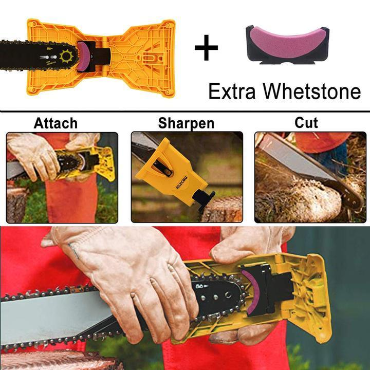 LAST OPPORTUNITY ... INCREDIBLE OFFER !!! Chainsaw Teeth Sharpener 50% OFF!!!