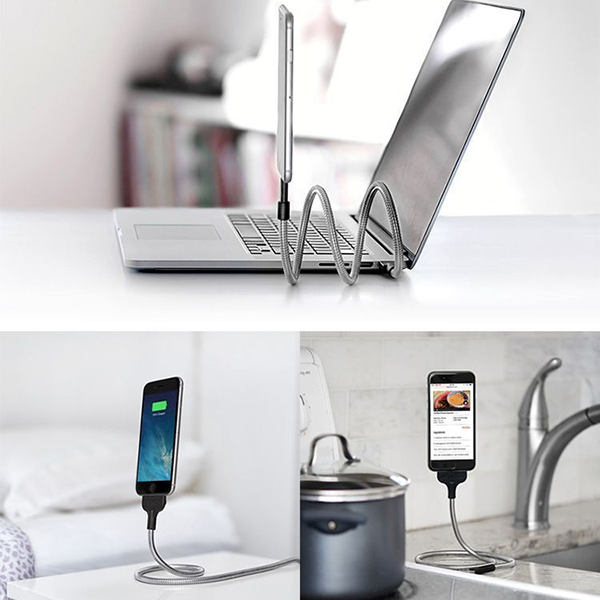 Lazy Stand Up Charging Cable Buy 1 Get 1 For Free