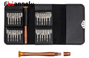 25 In 1 Torx Screwdriver Set