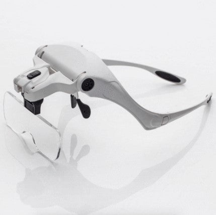 SPECIAL OFFER LIMITED!!!- 1 Illuminated Head Magnifier to