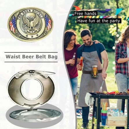 BeerBuckle 50% OFF ONLY TODAY