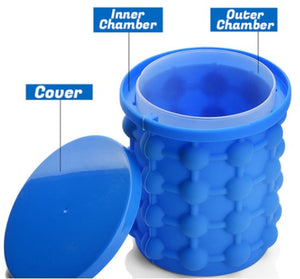 2 in 1 Ice Cube Maker - 50% OFF ONLY TODAY!!!