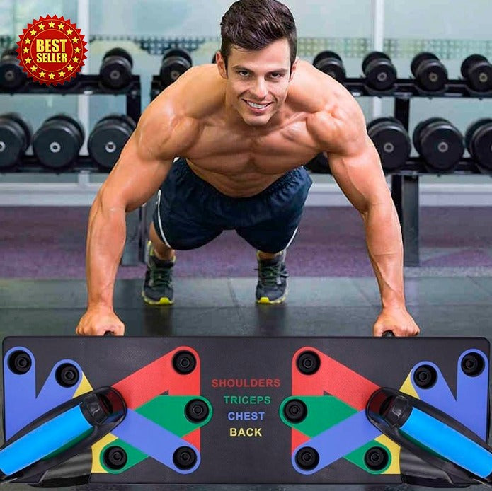 9 in 1 Push Up Rack Board® 50% OFF ONLY TODAY