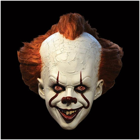 lT - CLOWN MASK Deluxe Edition