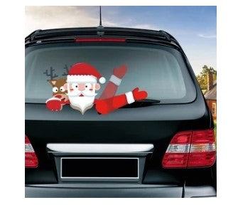 MERRY CHRISTMAS!!! - Windshield Wiper Labels - 50% OFF LIMITED TIME!