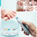 BabyTrim™ - Your Baby Automatic Nail Trimmer (Pain Free)