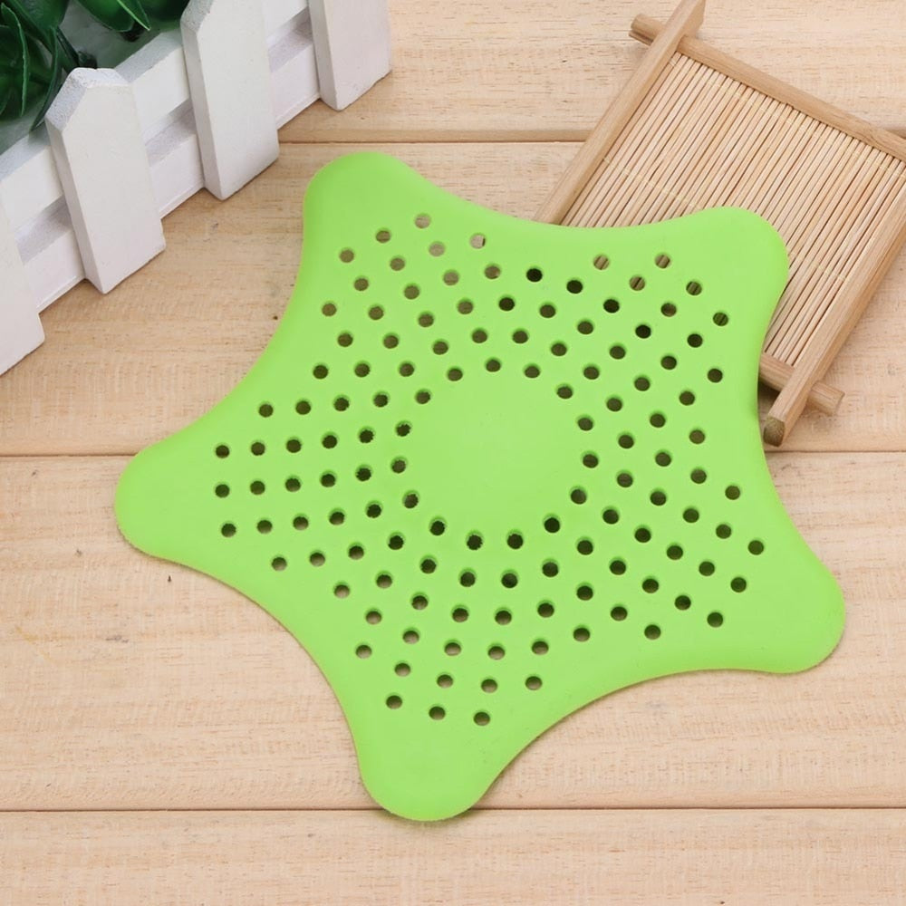 Kitchen Silicone Sink Filter Sewer Drain Hair Colanders Strainers Filter for Bathroom Products Sink Filter Home Cleaning Tool
