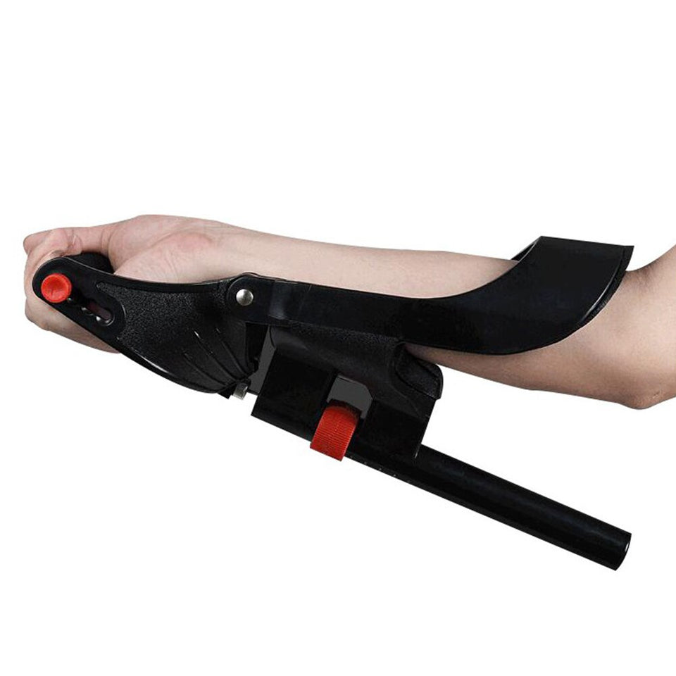 Gym Exercise Workout Sports Wrist Forearm Grip Adjustable