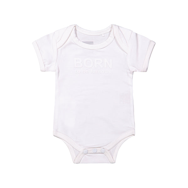 Robin - Romper Uni Two-Pack - Wit
