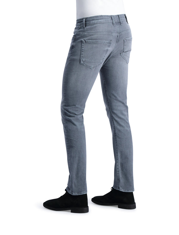 Ray - Slim Fit - Steel Grey
