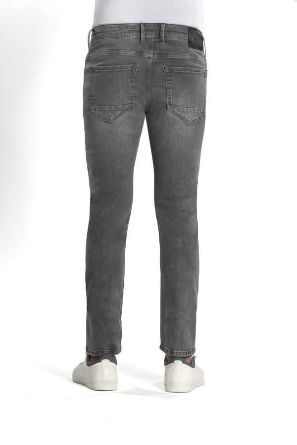 Leo - Slim Fit Wellflex - Light Grey