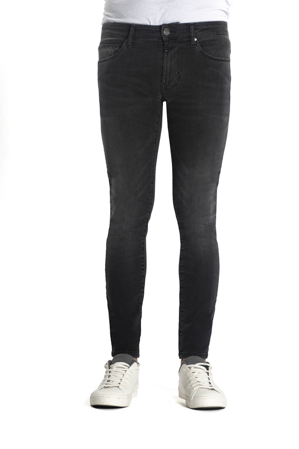 Patrick - Super Slim Wellflex - Coal Black