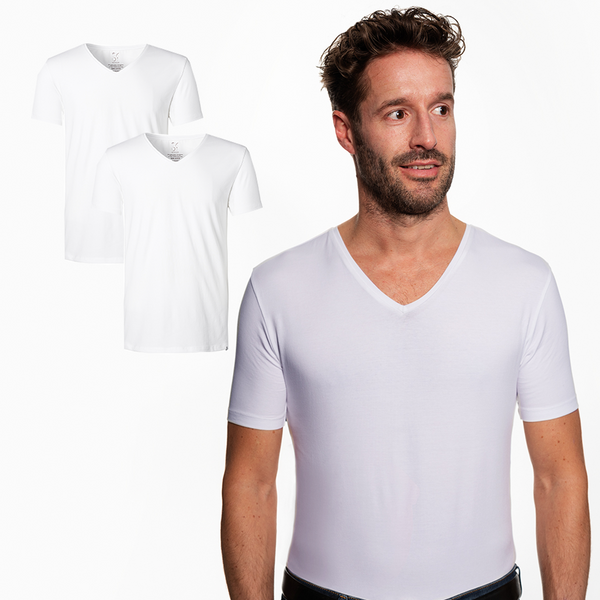 Sustainable T'shirt 2-pack