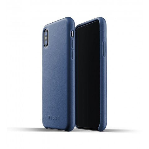 Full Leather Case for iPhone Xs