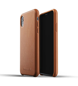 Full Leather Case for iPhone Xr