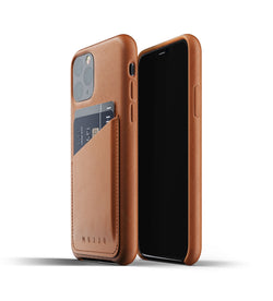 Full Leather Wallet Case for iPhone 11 Pro