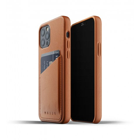Full Leather Wallet Case For iphone 12 Pro
