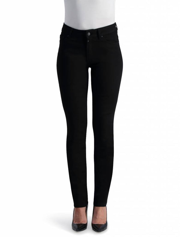 Monica Stay Black High Waisted Jeans