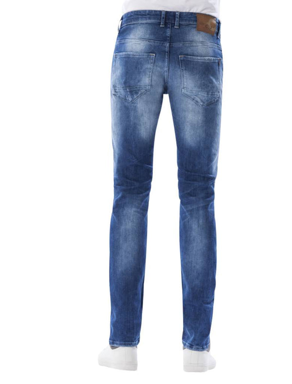 Ray - Slim Fit - Bright Blue