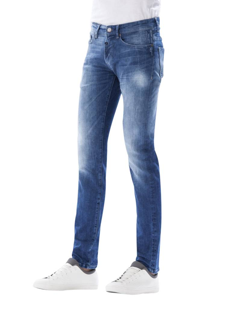 Ray Bright Blue Slim Fit Jeans