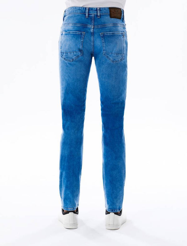Ray Ceramic Blue Skinny Jeans