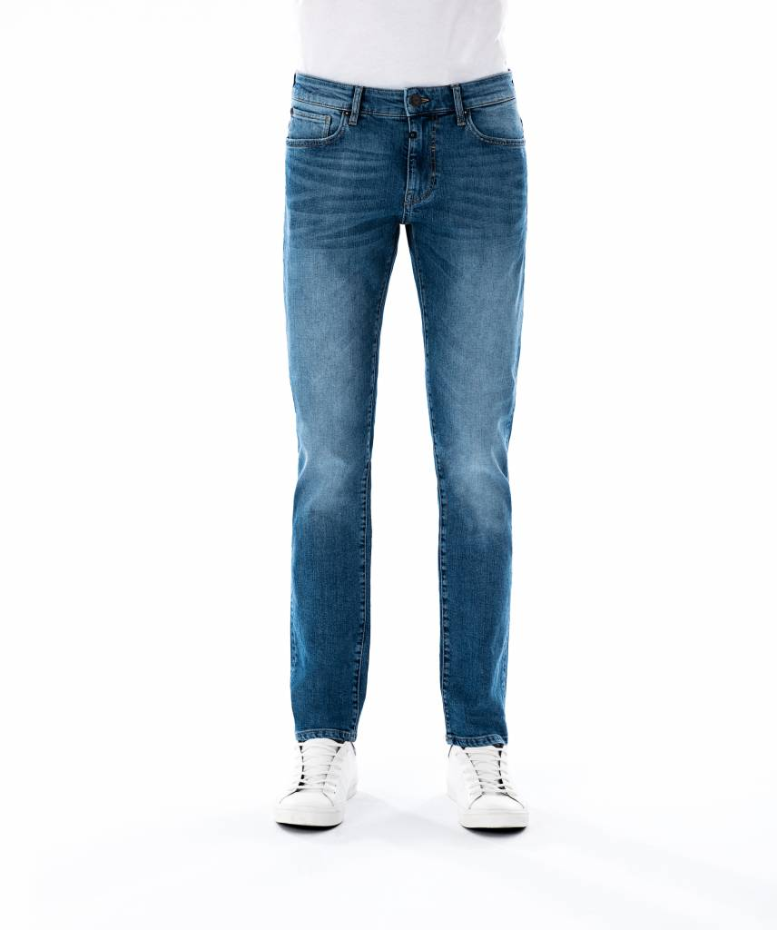 Rick - Straight - Medium Blue