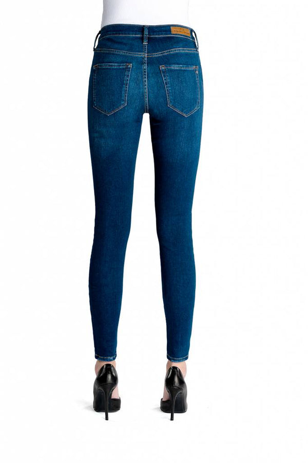 Sophia Bright Blue Stretch Jeans