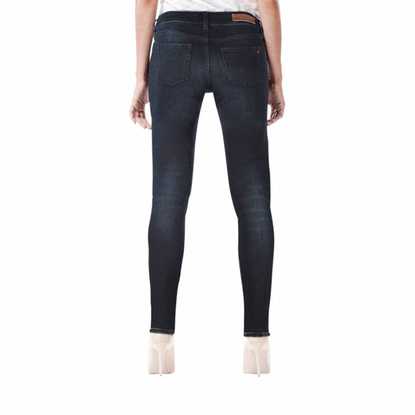 Susan Night Vintage Blue Straight Jeans