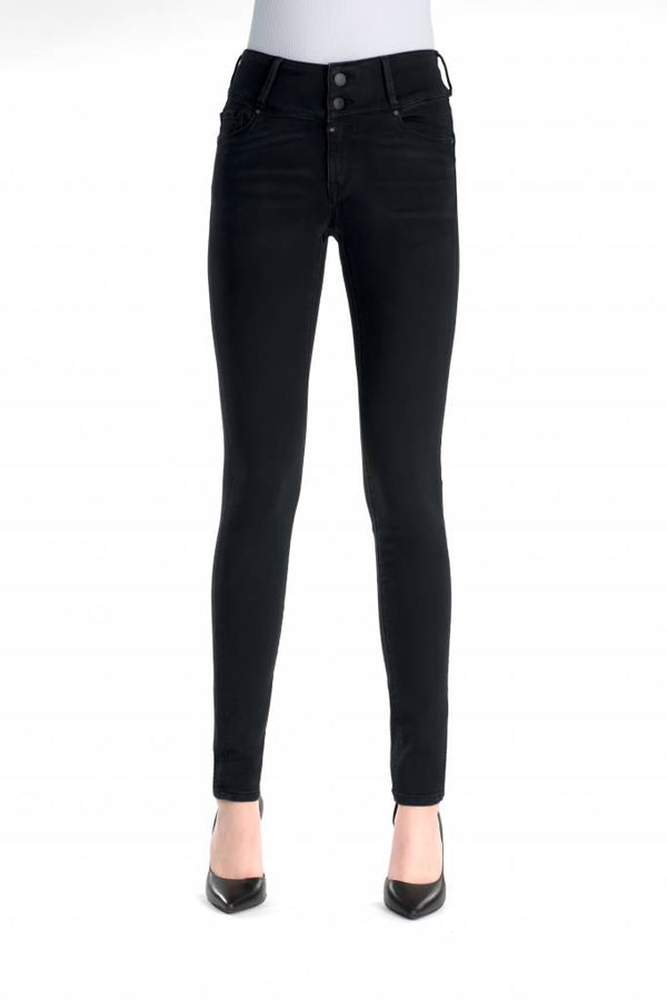 Tess - Super Skinny - Black