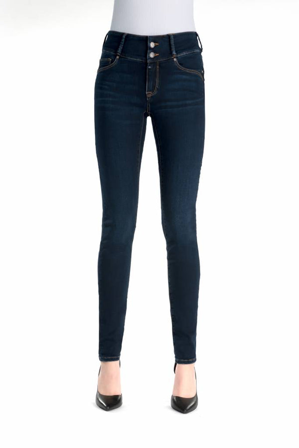 Tess Dark Blue Super Skinny