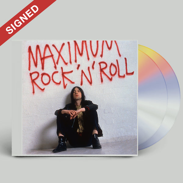 MAXIMUM ROCK 'N' ROLL: THE SINGLES - 2CD (SIGNED)