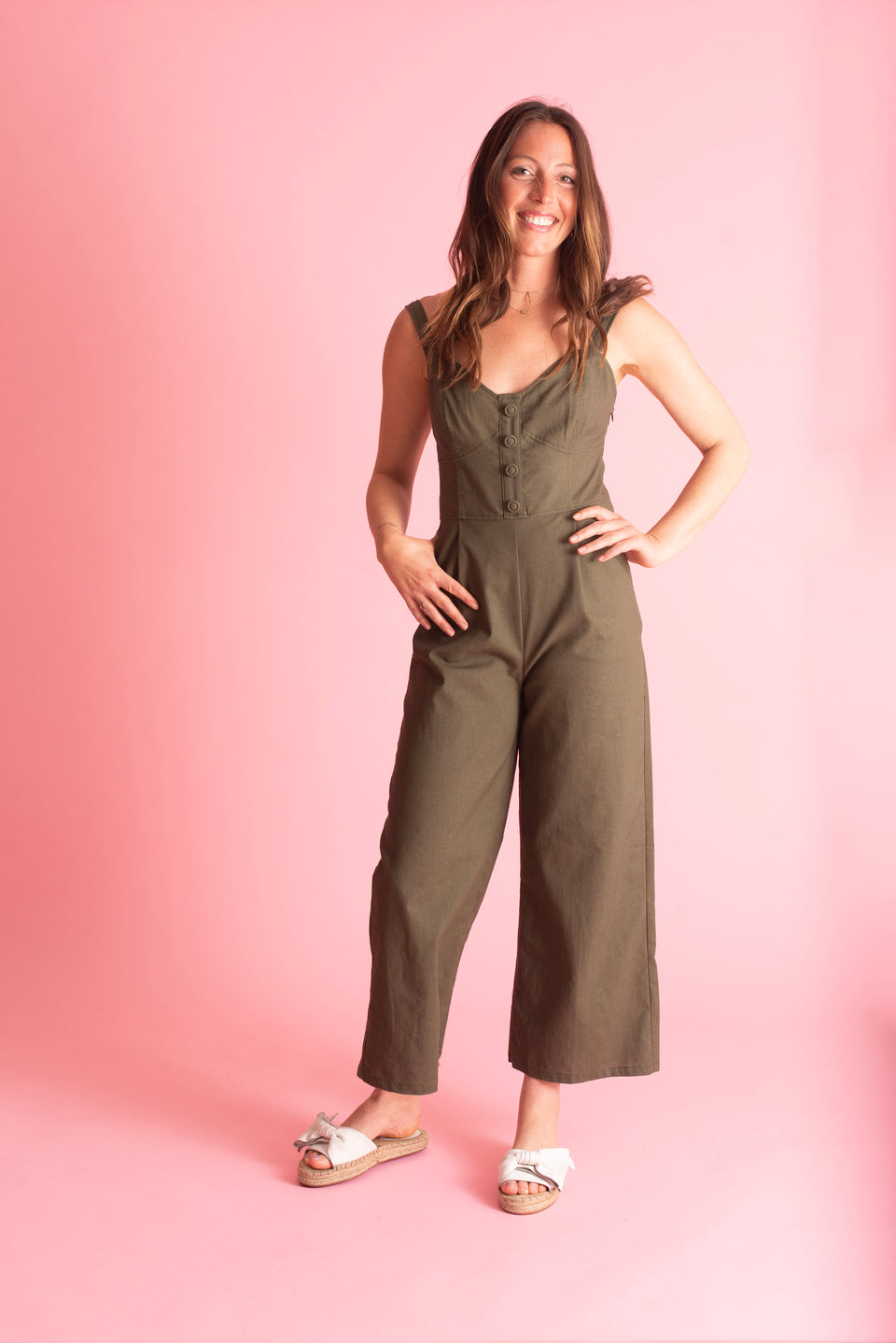 Moon River Hunter Jumpsuit
