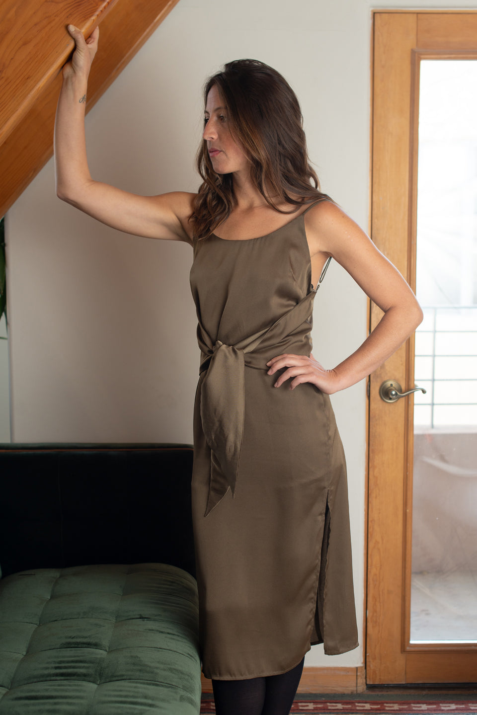 Hazel Slip Dress
