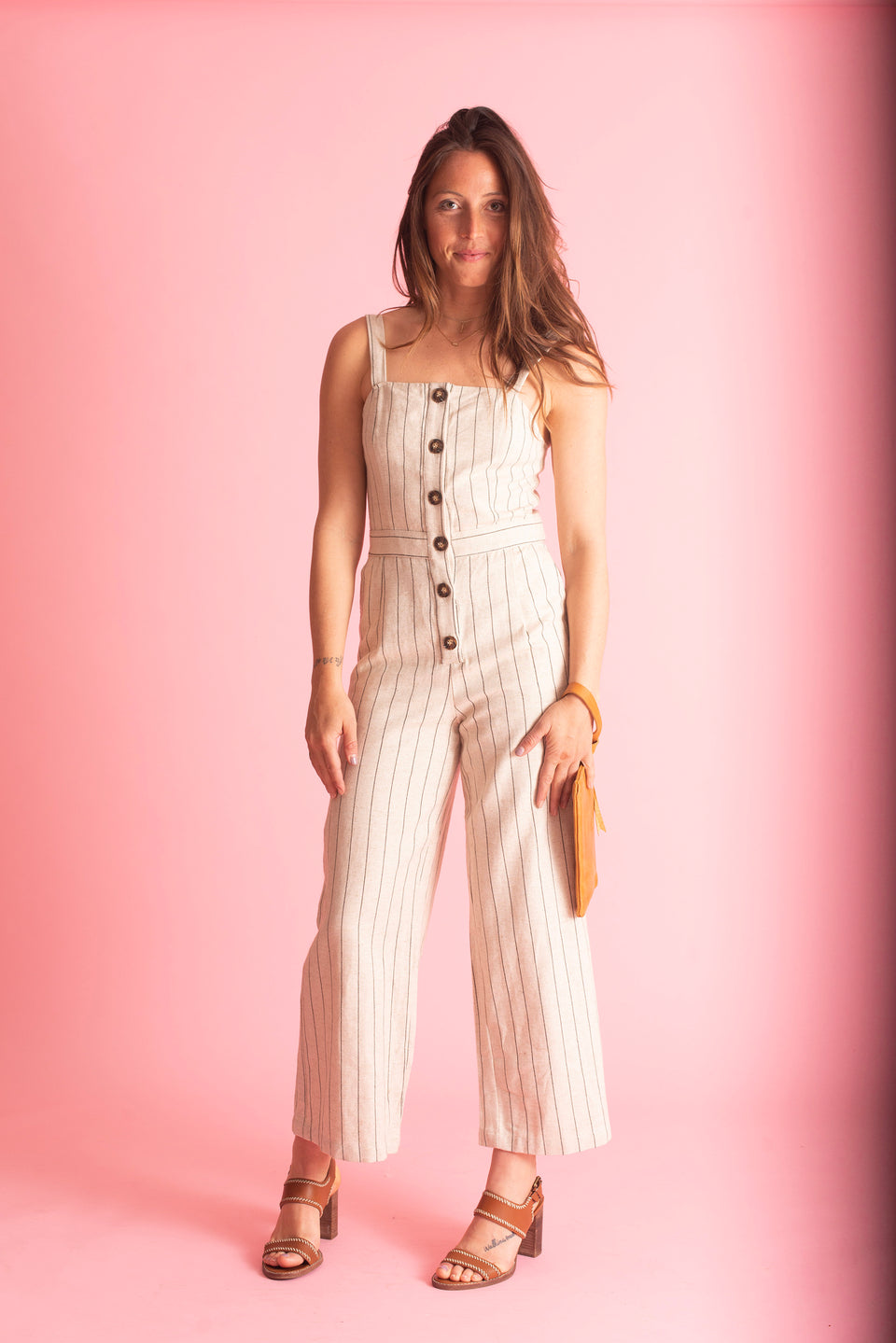 JOA Spring Jumpsuit