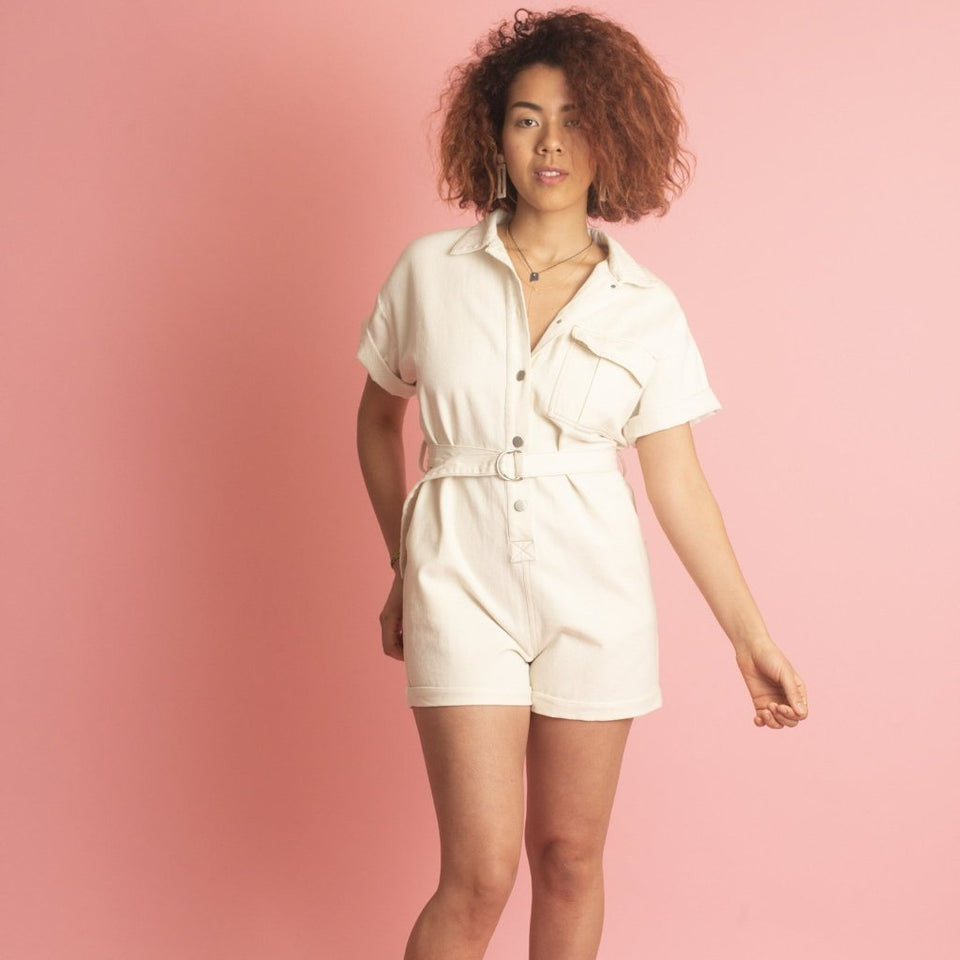 City Safari Romper