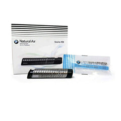 BMW Starter Kit fragranza per auto - Natural Air Originale Sparkling Raindrops