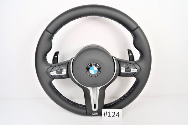 New BMW M135 / M235 / M3 / M4 Steering Wheel With Airbag | 32307847606 | 32307845798 | #124