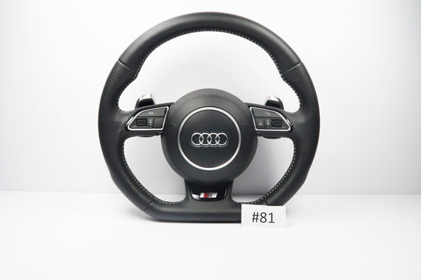 New Audi A4 / S4 / Q5 / S5 / A5 Steering Wheel | 8K0419091AB | 8R0880201N | #81