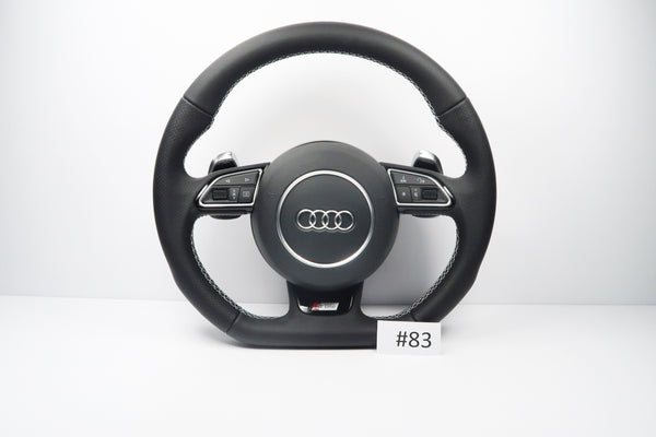 New Audi A1 / S1 / A3 / S3 / RS3 / Q3 / RSQ3 Steering Wheel | 8K0419091AB | 8K0880201N | #83