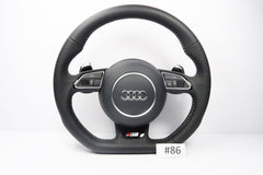 New Audi A4 / S4 / A5 / S5 / RS4 Steering Wheel | 8K0419091AB | 8R0880201N | #86