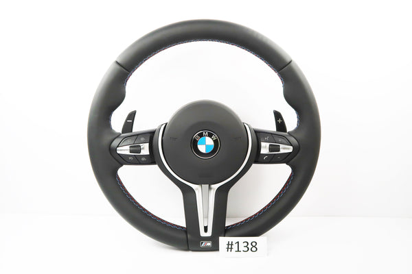 New BMW M135 / M235 /  M3 / M4 Steering Wheel With Airbag | 32307847606 | 3230784797 | #138