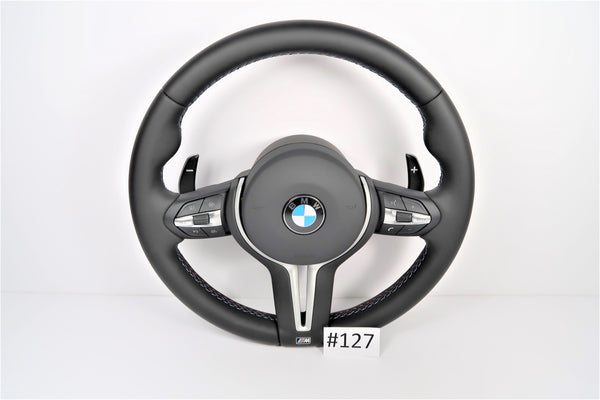 New BMW M135 / M235 / M3 / M4 Steering Wheel With Airbag | 32307847606 | 32307845798 | #127