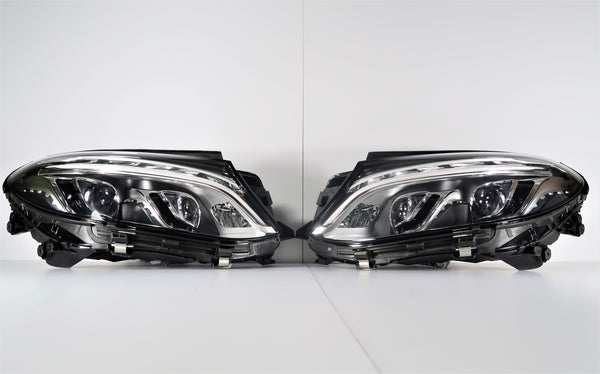 New Mercedes-Benz Headlights | 16669067502 | 16669057502 (fix)