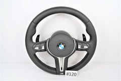 New BMW M135 M235 M3 M4 Steering Wheel With Airbag & Vibration Motor | 32307847606 | 32307845798 | #120