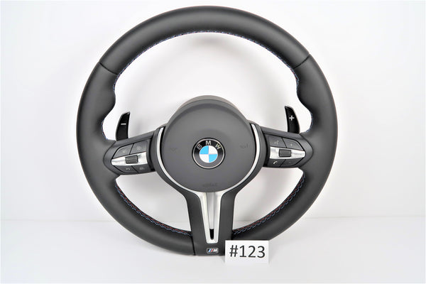 New BMW M3 / M4 Steering Wheel With Airbag | 32307847606 | 32307845798 | #123