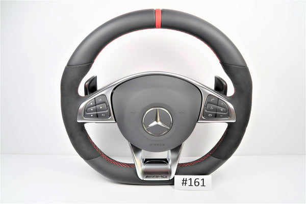 New Mercedes-Benz C CLS E Class Steering Wheel With Airbag | A1664601518 | (prt nr)